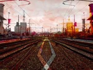 Railways - stazione ferroviaria