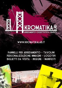 Volantino Kromatika Lab