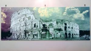 Pannello Colosseo
