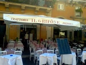Mantovana Il Grifone - piazza Navona
