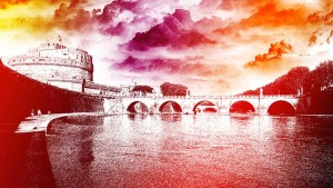 Castel Sant Angelo Pop Art
