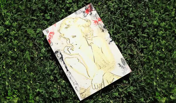 Marilyn -Pannello cm 35x50 esterno/interno