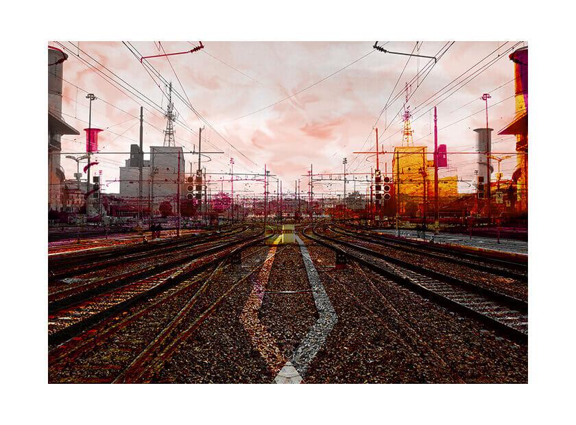 Poster Railways